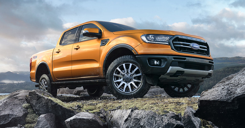 Ford Ranger Splash Package | Packey Webb Ford | Downers Grove, IL