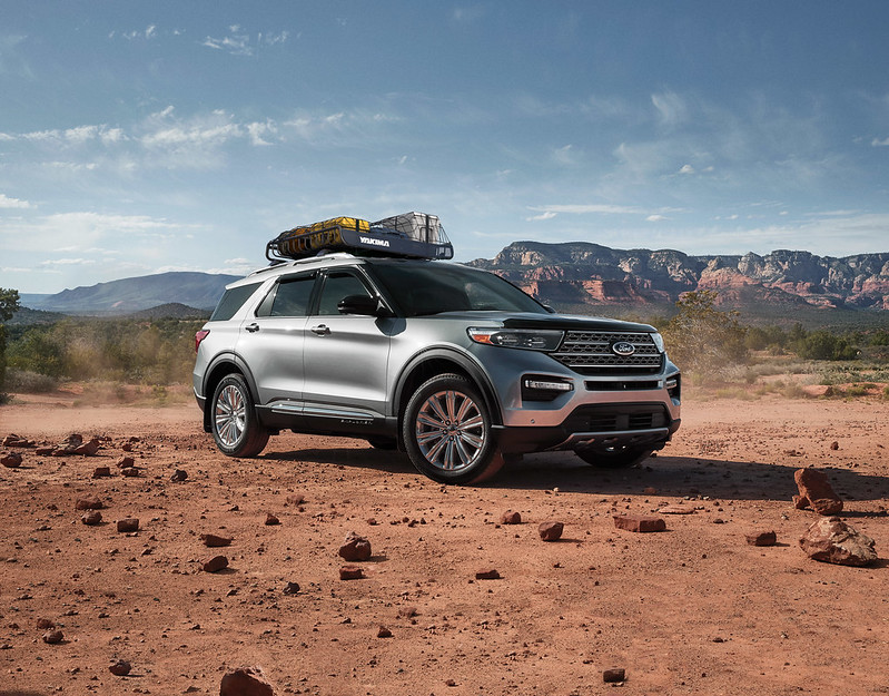 2022 Ford Explorer Updates | Packey Webb Ford | Downers Grove, IL